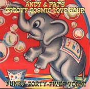 Groovy Cosmic Funky Forty-Fives Vol.2